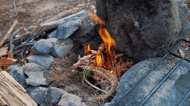野営キャンプ2