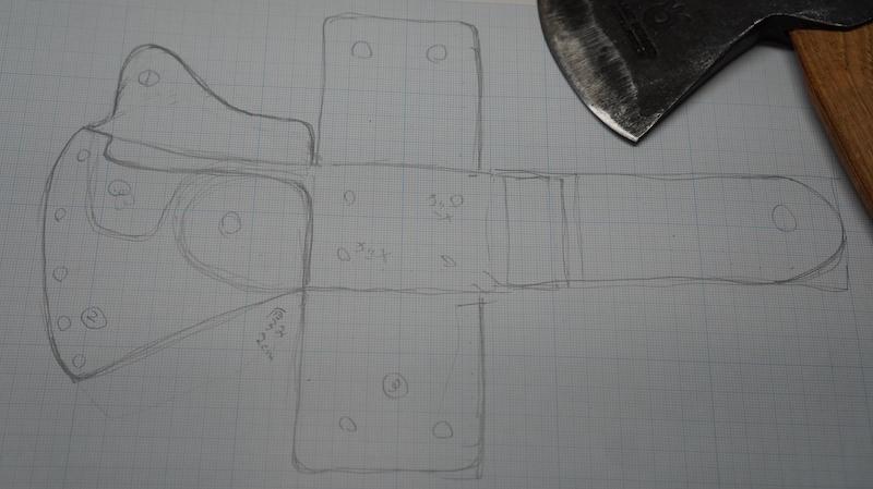 斧シースハンドメイド03