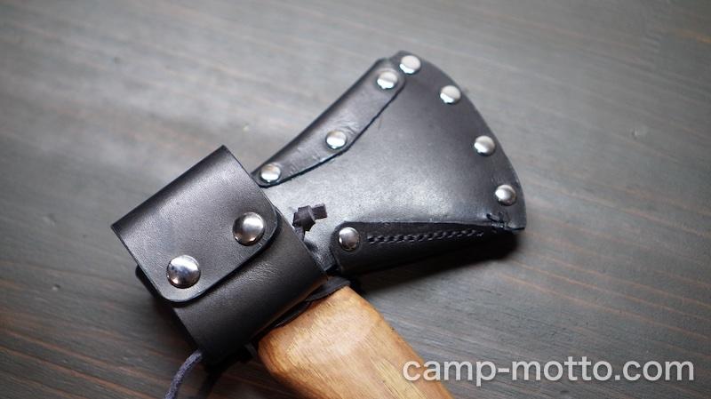 斧シースハンドメイド30