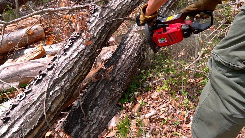 薪割り台を作る05