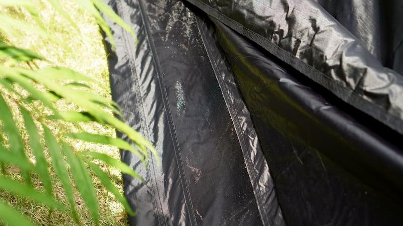 パップ風ブラックテント15